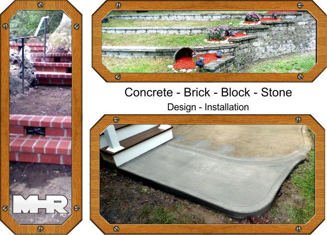 Mhr Hardscape Installation Services