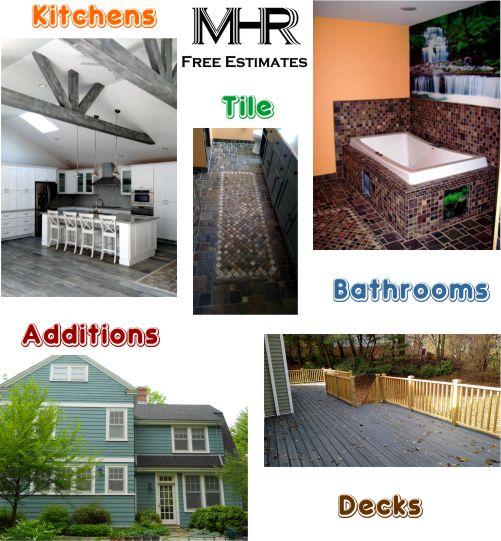 we build decks